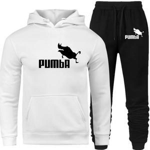 tracksuit men Fashion Men Hoodies Suits Brand Tracksuit Men/Women Sweatshirts+Sweatpants Autumn Winter Fleece Hooded Pullover