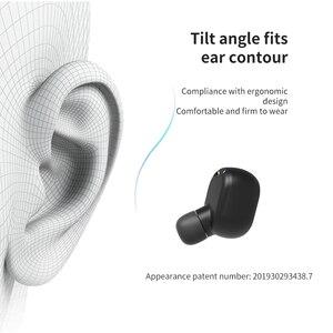 Image 2 - TWS M1 سماعات بلوتوث VS Redmi airdot سماعات لاسلكية 5.0 سماعة إلغاء الضوضاء ميكروفون آيفون شاومي هواوي سامسونج