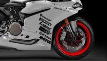 Para 12x motocycle patrocinadores decalques aufkleber decalque adesivo de vinil
