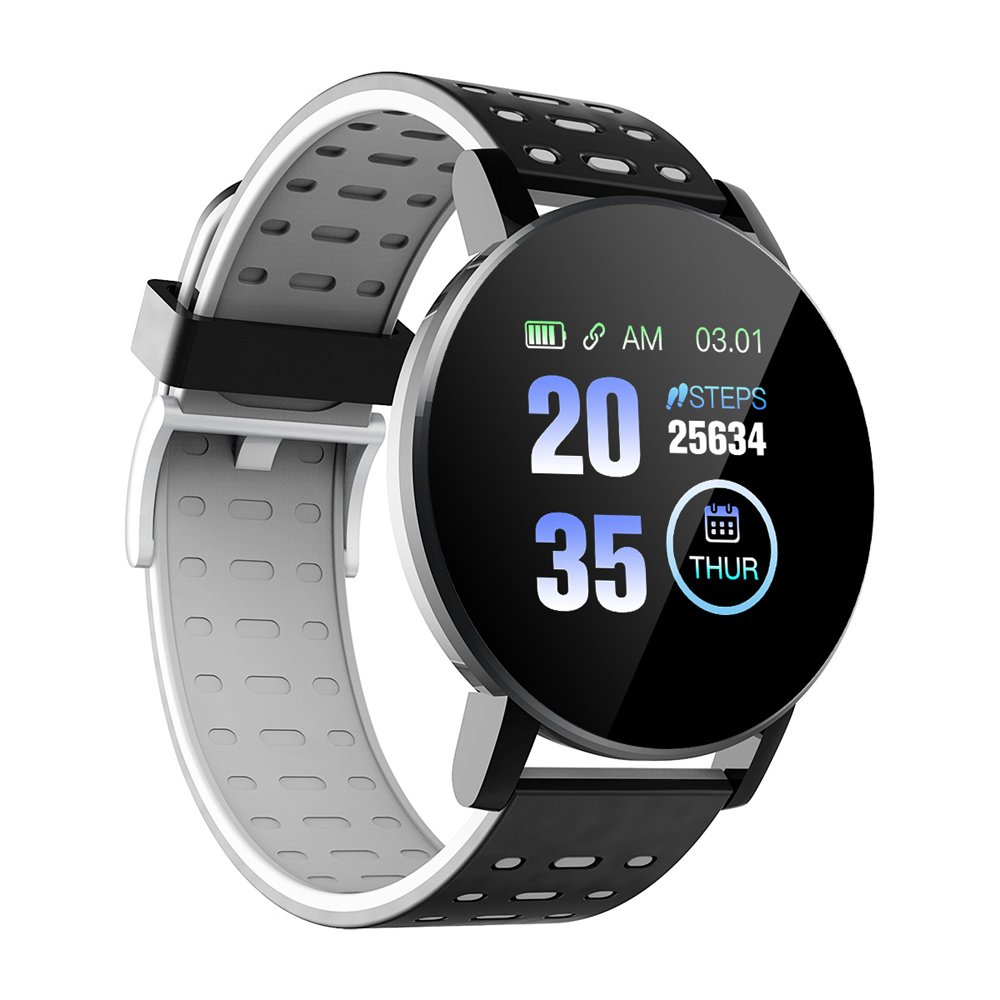 H6614220219174897b442ed38b7ac49cce Fitness Bracelet Blood Pressure Measurement Smart Band Waterproof Fitness Tracker Watch Women Men Heart Rate Monitor Smartband
