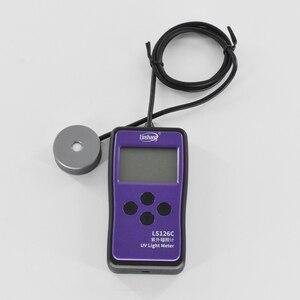 Image 3 - LS126C УФ светильник, измеряет ultravioletинтенсивность, специально для измерения ультрафиолетовой стерилизации
