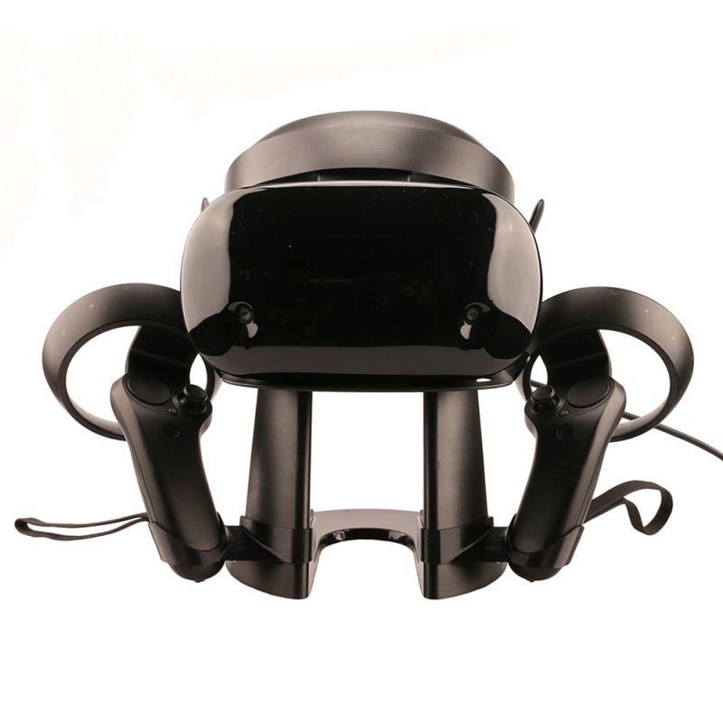 3D VR Headset Holder Glass Controller Display Stand Bracket For Samsung Gear VR MR
