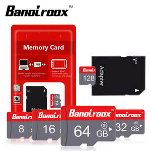 Memory-Card Microsd Mobile-Phone Tarjeta-De-Memoria C10 128GB 64GB 16GB Map 32GB