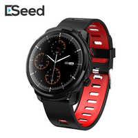 ESEED L5 plus s10 L3 smart watch men IP68 waterproof full touch screen 60days long standby smartwatch Heart Rate PK honor watch