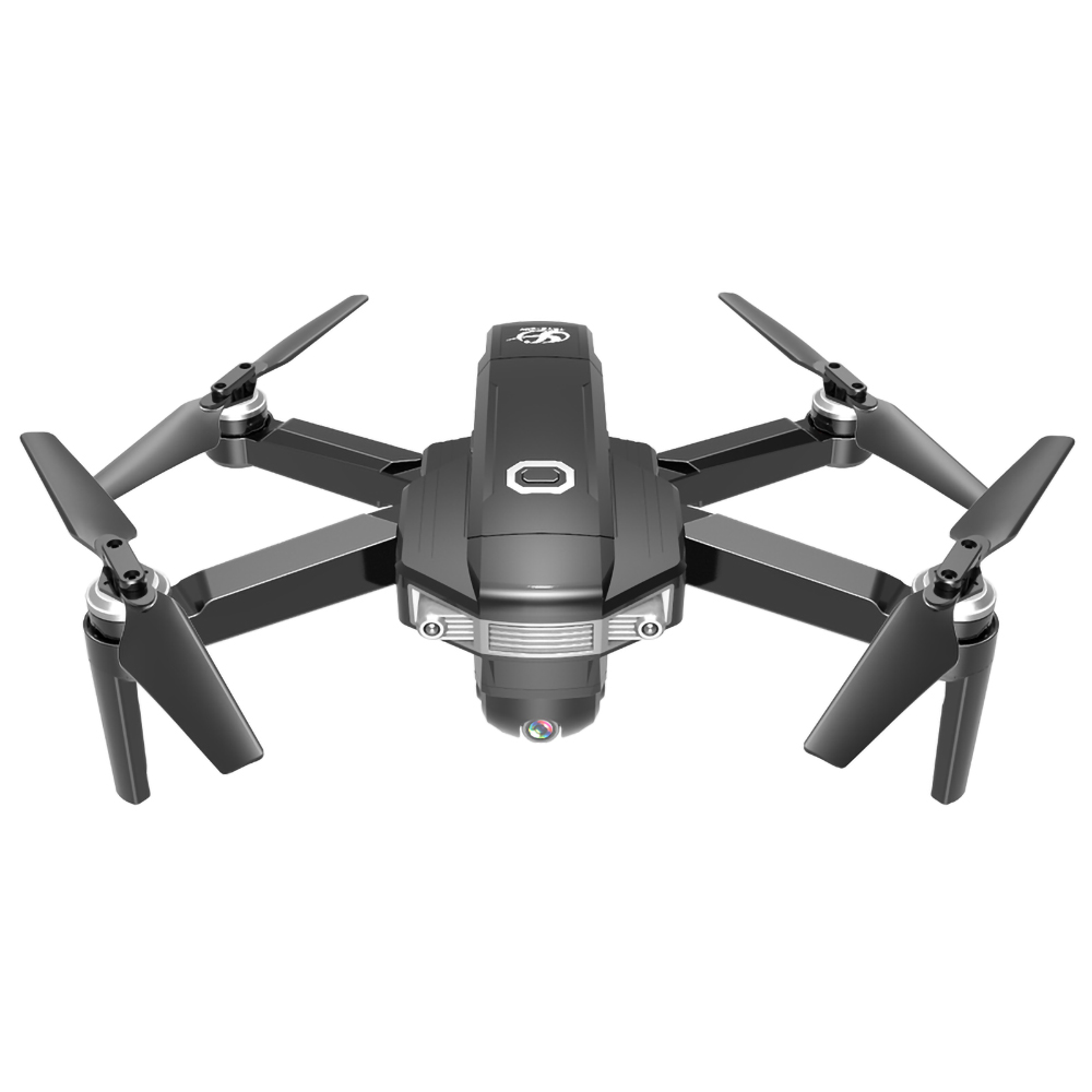 CSJ-X8 Brushless RC Drone With Camera 4K Drone GPS MV Interface Way-point Flying Gesture Photos Video RC Quadcopter 3 Batteries