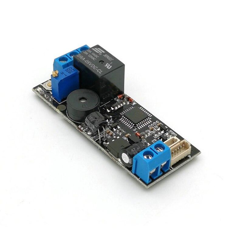 K202 DC12V 低消費電力回転可能なリレーボタン指紋制御ボード - title=