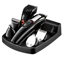 Многофункциональный триммер для стрижки волос триммер для бороды для мужчин электрическая машинка для стрижки волос полностью моющаяся машинка для стрижки волос