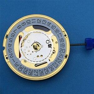 Image 4 - Nouveau Suisse Pour ETA F06.111 Montre Quartz Mouvement Dateur à 3» Date à 6» Montre Réparation Pièces Avec Batterie et Tige