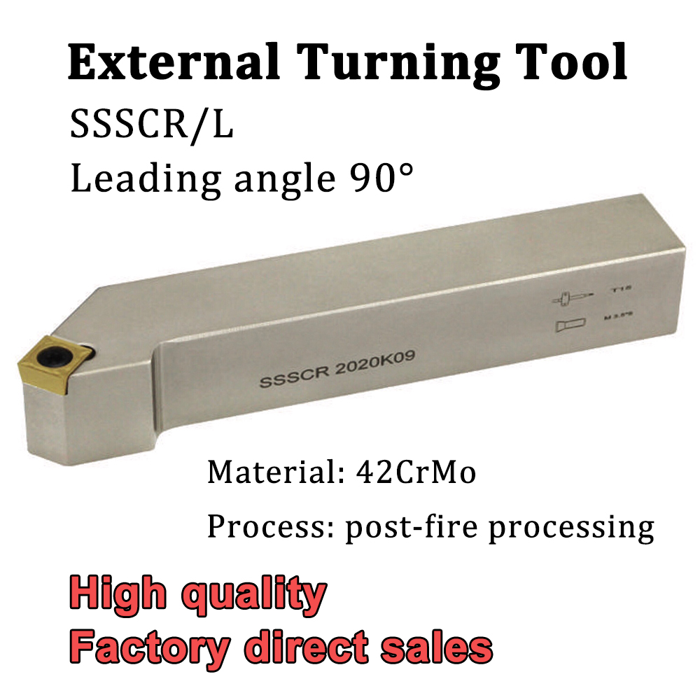 ZIYI S20R-SSKCL09 Index Internal Lathe Turning Holder For SCMT Inserts