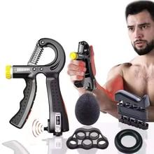 Регулируемый тяжелые вышлите ваш заказ прямо к этому поставщику фитнес экспандер для рук захваты для тренировки на запястье для увеличения...