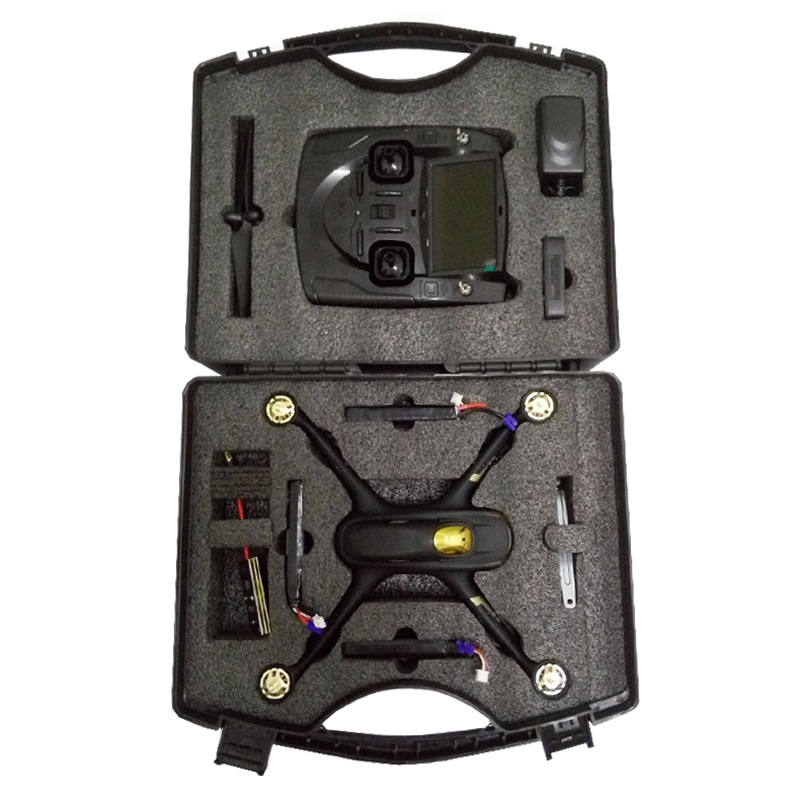 Mini Carrying Case for <font><b>HUBSAN</b></font> H501S <font><b>H501A</b></font> H501C H502S H502E RC Quadcopter Inner Foam Protective Storage Case image