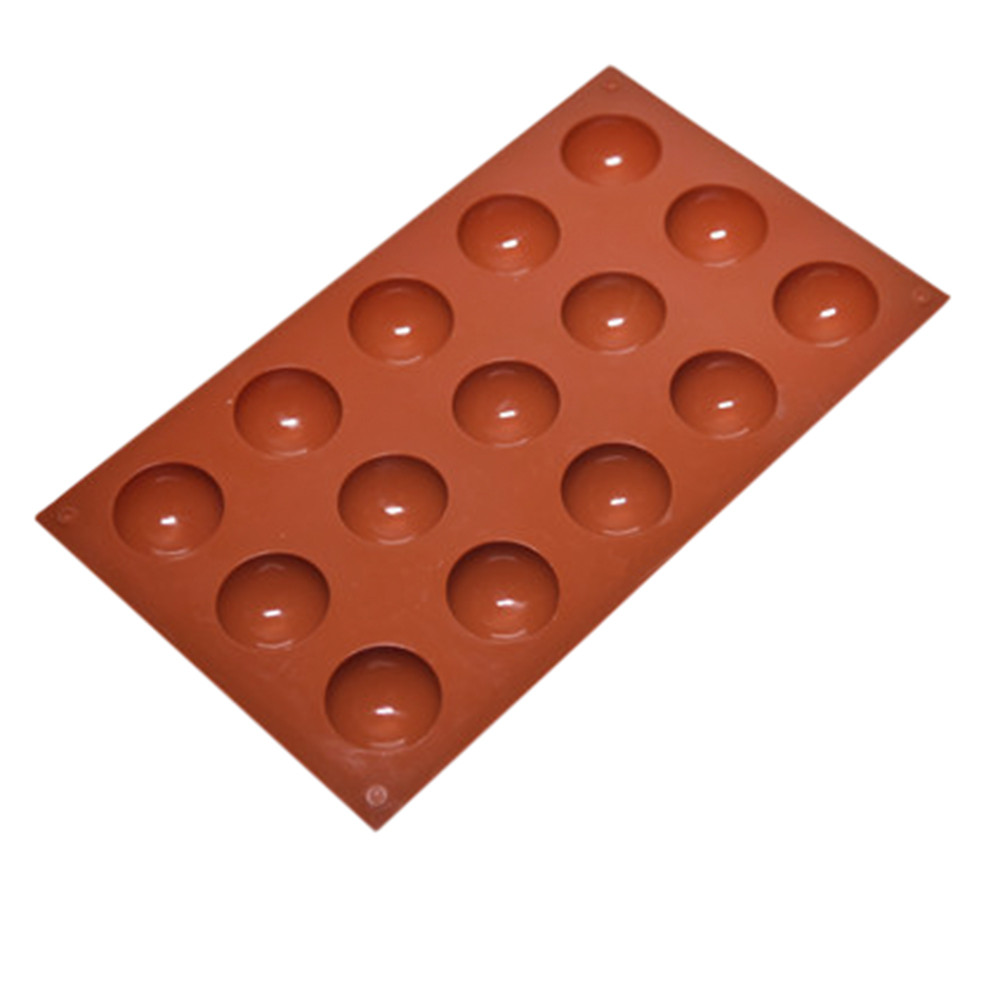 Christmas Design Silicone Baking Molds Made of High Quality Food Grade Silicone Material For Chocolate 14
