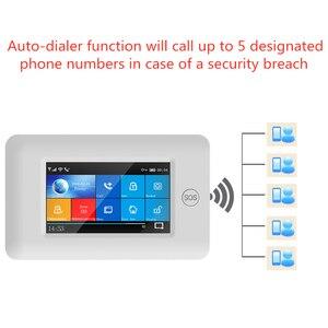 Image 5 - Yaosheng PG 106 3G Gsm Wifi Gprs Draadloze 433Mhz Smart Home Security Alarm Systemen App Afstandsbediening Voor Ios android Systeem