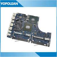 Placa base probada 2,13 GHz P7450 para Apple Macbook 13 ''A1181 820-2496-A MC240 Mid 2009