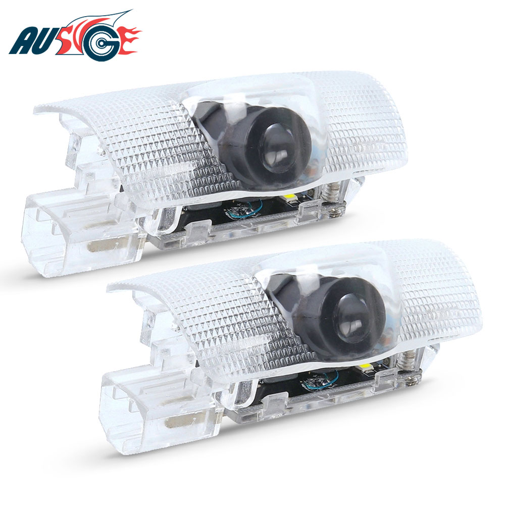 2pcs For LEXUS IS ES LS LX GX RX IS250 IS300 ES300 ES350 LS460 LX570 GX470 GX460 RX300 RX350 LED Car Door Lights Logo Projector