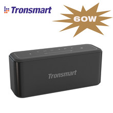 [Novo] tronsmart mega pro tws 60w nfc casa bluetooth alto-falante 10400mah bateria inteligente assistente de voz três efeitos eq ipx5