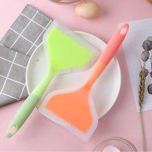 1 шт домашняя кухонная утварь силиконовые шпатели кухонный скребок