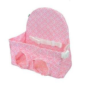 Image 5 - Детская корзина для покупок, гамак, портативная тележка с нажимом, сиденье для супермаркета, корзина для покупок, детское безопасное сиденье