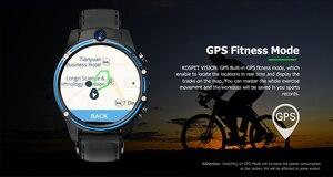 Image 5 - KOSPET Vision Smartwatch 4G LTE  3GB+32GB Dual Camera Bluetooth Android 7.1 GPS WIFI Sim Card Smart Watch Men Women