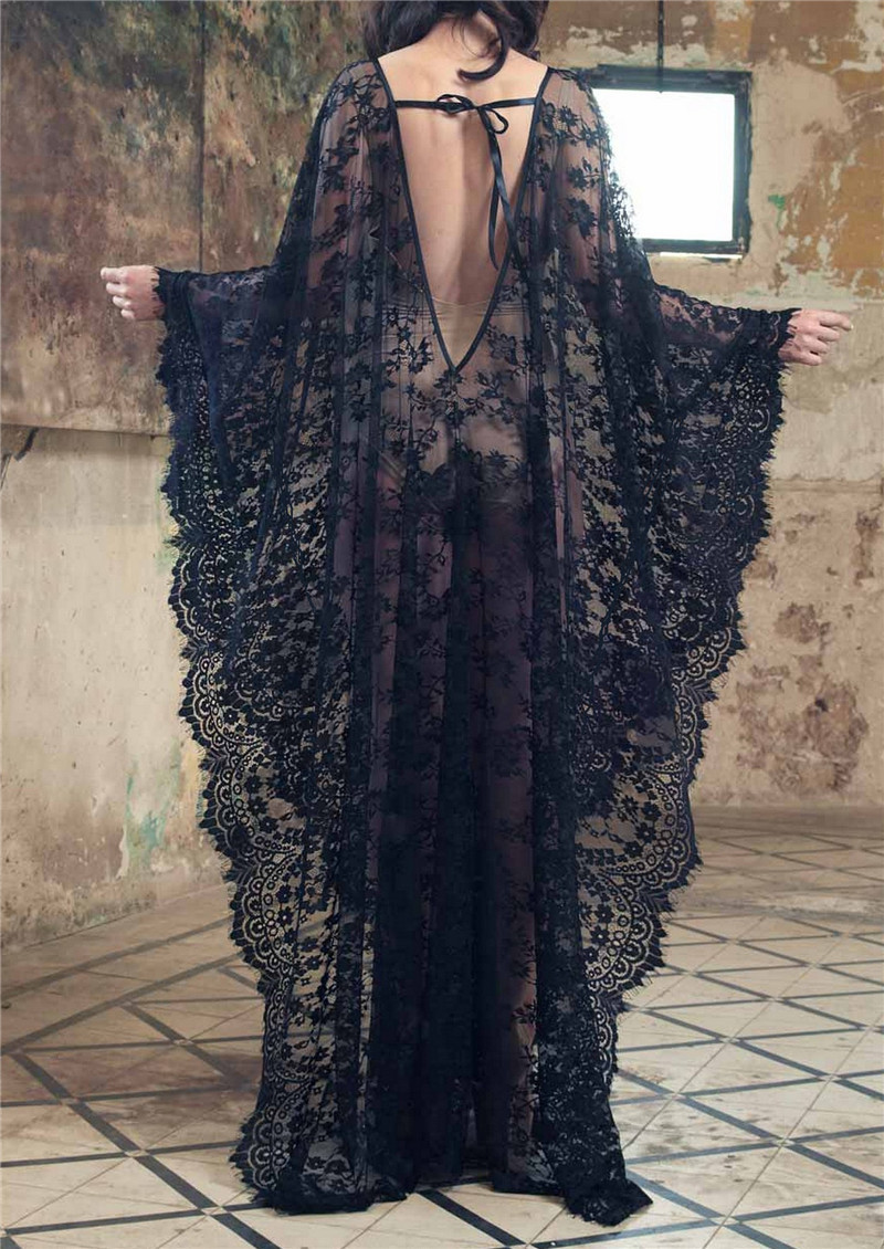 lace beach cover up (3)