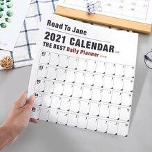 2021 Calendar Wall Calendar 365 Days Countdown Diary Calendar New Arrive