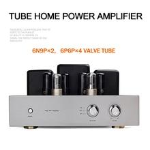 ROYANGES مضخم صوت أنبوب HiFi ، مضخم طاقة 2.0 ، 10W * 2 6N9P 6P6P ، مضخم صوت ستريو منزلي فئة