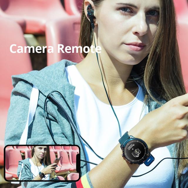 SENBONO S10  Plus Full Touch Smart Watch For Men & Women
