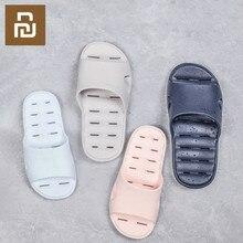 4 ألوان الأصلي سحابة واحدة خفيفة الوزن ومريحة الحمام زلة النعال Mijia حذاء للرجل والمرأة