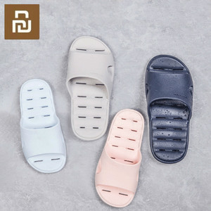 Image 1 - 4colors Original  One Cloud Lightweight and Comfortable Bathroom Slip Slip Slipper Mijia Shoe For Man And Women