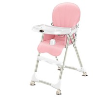 Luxury Quality C 2 Feeding Eating Highchair Plastic Chair Multifunctional Adjustable With Table Baby Seat Children Furniture