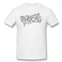 2019 Mens Basic Short Sleeve T-Shirt 3D Print t shirt My Chemical Romance Cotton Funny T-shirt home Top Tees