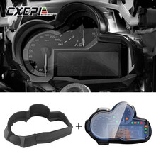 For BMW R1200GS LC R 1200 GS ADV Adventure 2013-2016 Speedometer cover Instrument Sun Visor Meter Cluster Guard with protection