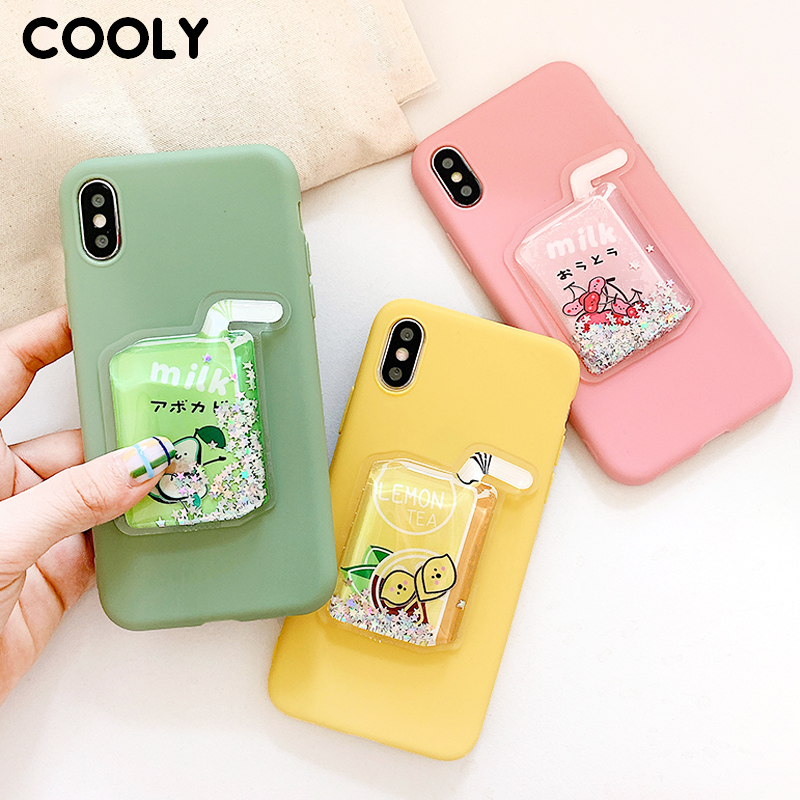 COOLY Cherry-Case Coque Back-Cover Cartoon-Phone Xiaomi Redmi Note-4 Soft-Silicone 6A