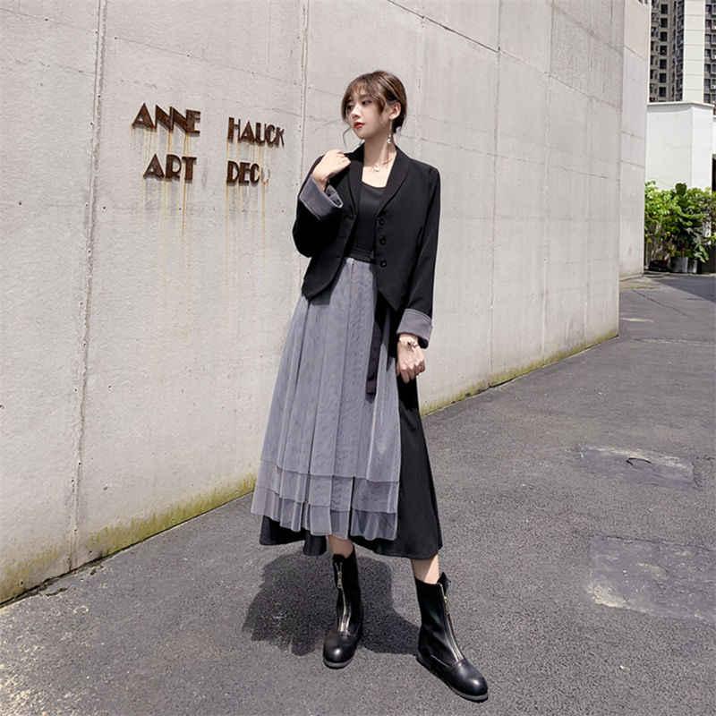 В этом магазине будут большие размеры, маленькие женские новые зимние куртки из чистой пряжи, комбинированное платье из двух частей