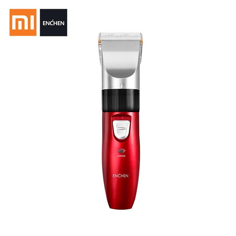 Xiaomi ENCHEN Sharp EC-712 Men's Electric Hair Trimmer USB Rechargeable Hair Clipper Hair Cutter For Men Adult Razor