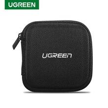 Ugreen Earphone Case Hard Headphone Bag For Airpods Earpods Sennheiser Ear Pads