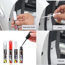 4 kolory naprawa zarysowań samochodowych Fix it Pro Auto narzędzie do usuwania rys konserwacja do pielęgnacji lakieru Auto marker z farbą nie toksyczne wytrzymałe narzędzie