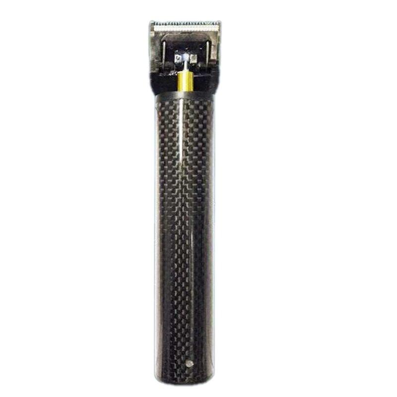 Ev Aletleri'ten Saç Kesme Makineleri'de Motor 6500Rpm Retro kuaför saç kesme profesyonel kuaför erkek saç düzeltici şarj edilebilir tıraş makinesi title=
