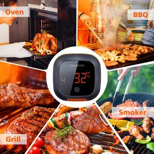 Image 5 - Inkbird IBT 4XS Digital Wireless Bluetooth Cooking Oven BBQ Grilling Thermometer With Two/Four Probe and USB rechargable battery