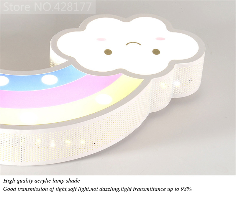 rainbow ceiling light (20)