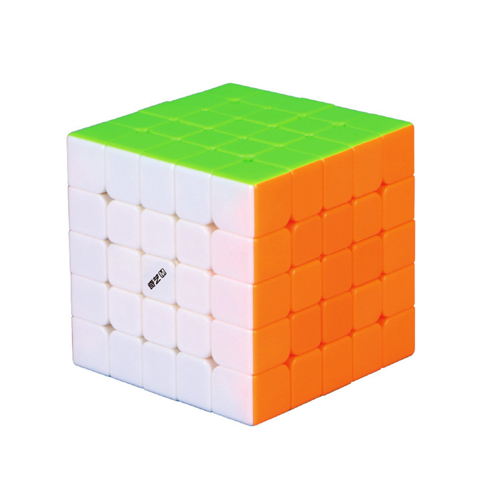 Qiyi M Magnetic 2×2 3×3 4×4 5×5 Pyramid Magic Cube Magnetic Speed Cube Puzzle Education Cube Toy For Children img4