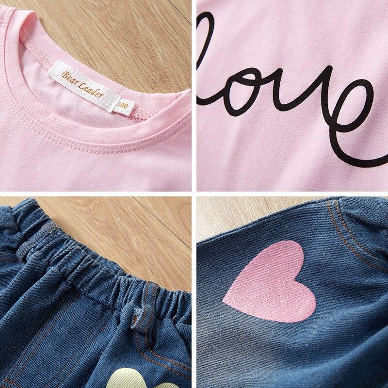 H661c10273e39414ea6d096d5c8c50aack Menoea Girls Suits 2020 Summer Style Kids Beautiful Floral Flower Sleeve Children O-neck Clothing Shorts Suit 2Pcs Clothes