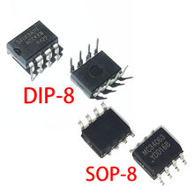 10PCS DIP MC34063API SOP MC34063A SOP-8 MC34063 34063 DIP-8 SOP8 Boost or buck power DC/DC converter