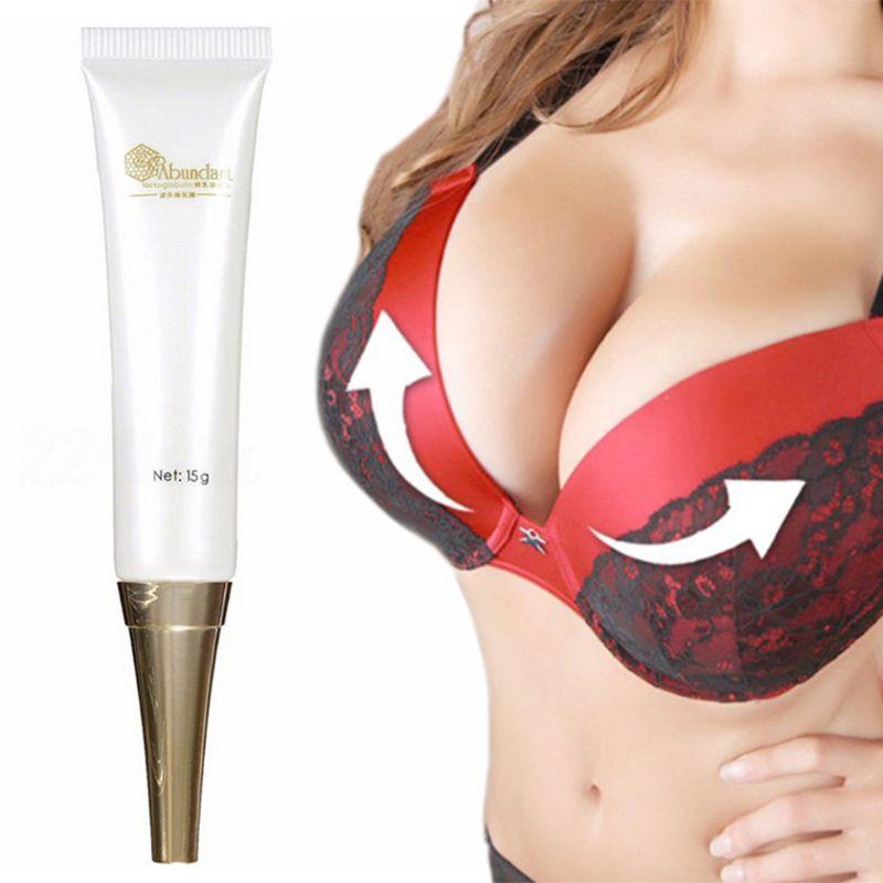 15g Natural Herbal Breast Enlargement Massage Cream Effective Big Bust Lifting Elasticity Increase Firming Chest Enhancer