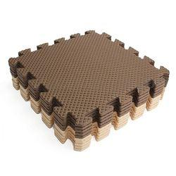20x Eva Puzzle ćwiczeń mata do zabawy podłogowe miękkie płytki ilość: 20 sztuk w Dywany od Dom i ogród na