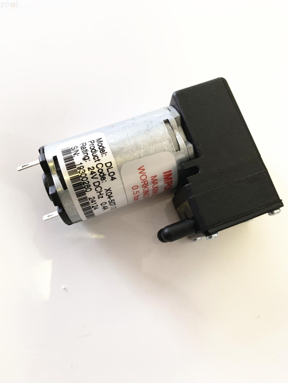 Pour Dirui Charles Austen pompe à membrane DL04 24V 0.4A 0.5Bar Dyre 6800 CS-T300 CS-T400 CS-T380
