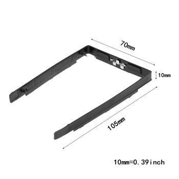 HDD Caddy Frame Bracket Hard Drive Disk Tray Holder SATA SSD Adapter for Lenovo Thinkpad X240 X250 X260 T440 T450 T448S hot sale 2020 ssd adapter hard drive cover hdd ssd bracket tray lid for lenovo ibm x220 x220i x220t x230 x230i t430