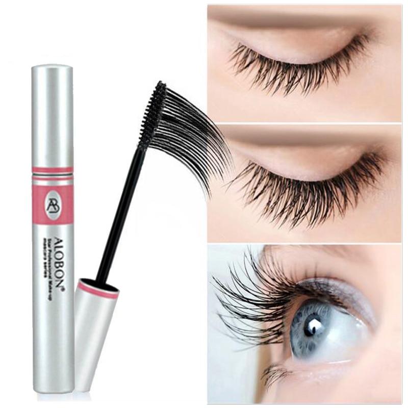 3D Fiber Lashes Mascara Volume Waterproof Lash Extensions Makeup Silk Graft Growth Fluid Professional Rimel For Eye TSLM1