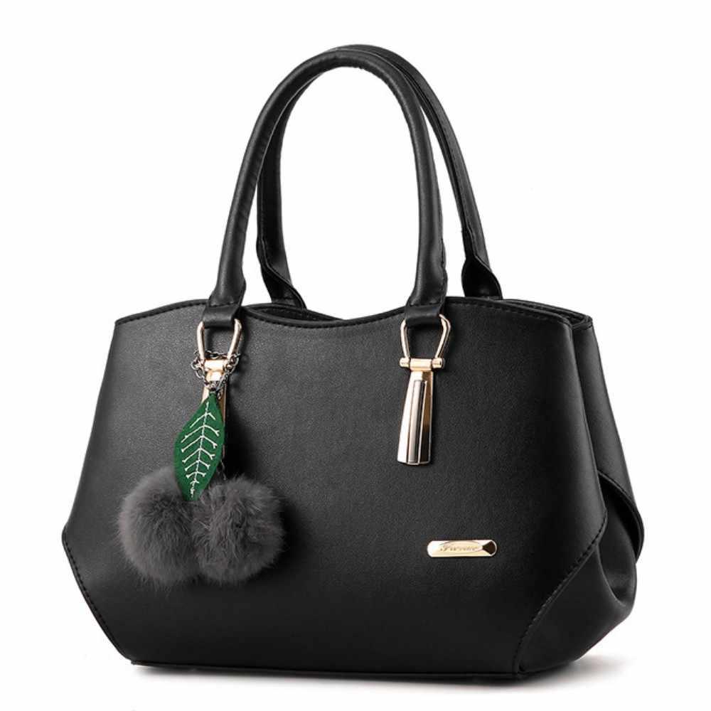 100% en cuir véritable femmes sacs à main 2019 nouvelle marée femme sac à bandoulière sac en forme douce dame épaule sac à main usine