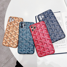 2020 New! Goya Pattern 'Y-Shaped 3D Texture Case For iPhon